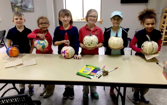 Autumn Activities in Wisconsin Schools