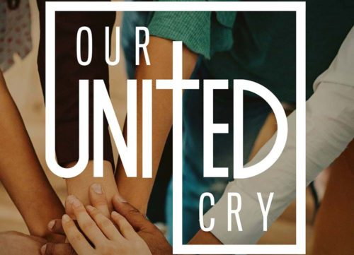 Posters for Prayer Conference March 6-7, 2020: Our United Cry – Both English and Spanish