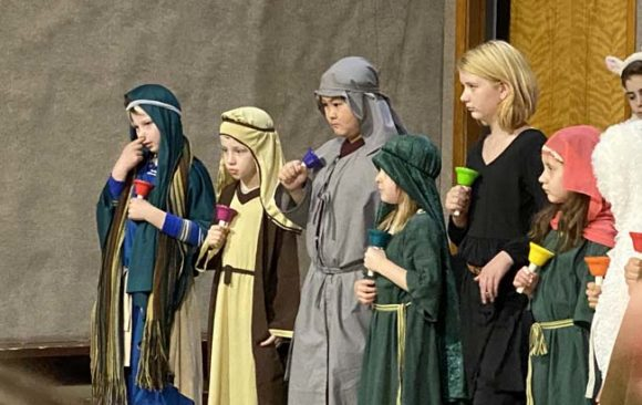 Petersen Elementary Christmas Program
