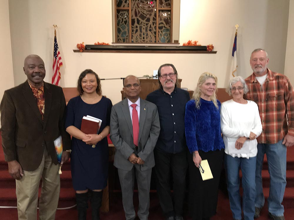 Janesville District Baptism Service