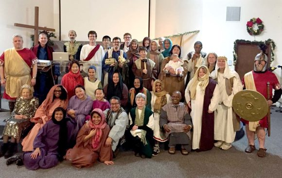 "Madison Community Church Provides Free ""Walk Through Bethlehem"" Experience"