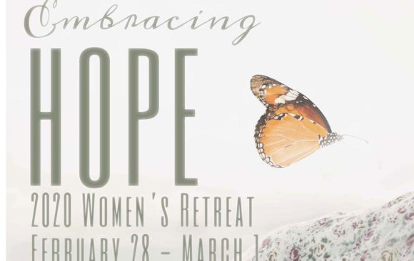 Register Now for February's Empowerment Women's Retreat