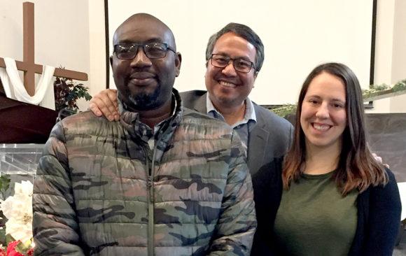 Madison Community Church Celebrates Two Baptisms