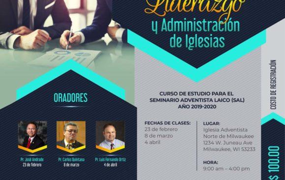 Seminario Adventista Laico, 2do. Trimestre 2020/Adventist Lay Seminary, 2nd Quarter 2020