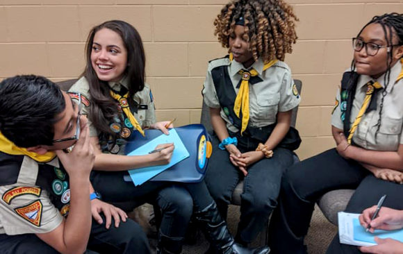 A Busy Beginning of 2020 for Green Bay Pioneer Pathfinders