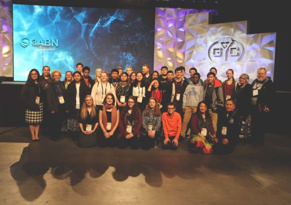 Wisconsin Academy Students Attend GYC