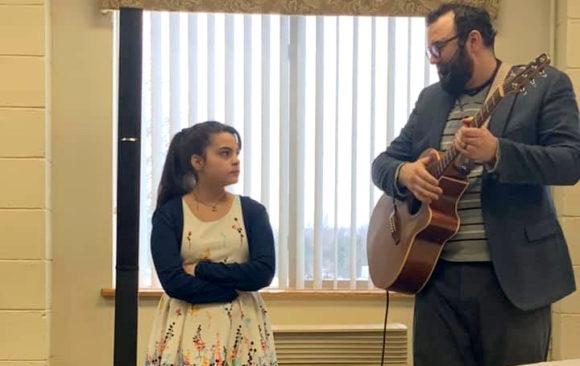 Raymond Church Family Celebrates New Member Reanna