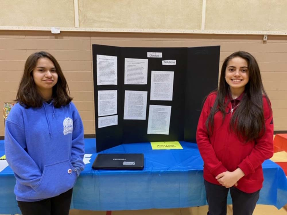 STEM & Project Based Learning Fair at Wisconsin Academy