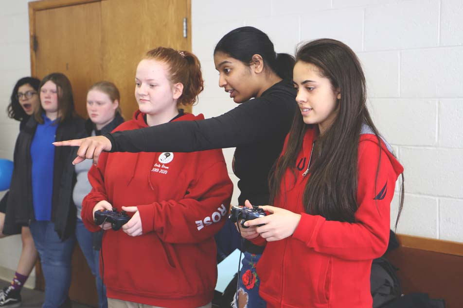 Project-Based Learning Fair held at Wisconsin Academy