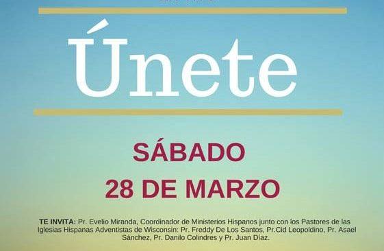 Adoración EN VIVO Iglesias Hispanas/ÚNETE