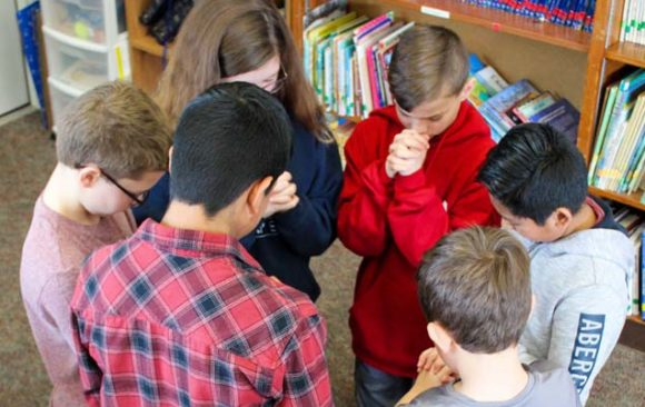 Hillside Christian School: Praying for Our Cities