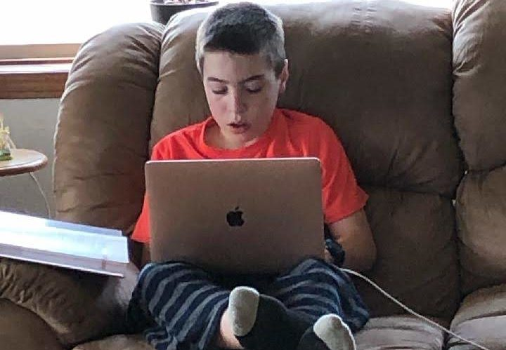 School at Home for Otter Creek Christian Academy Students