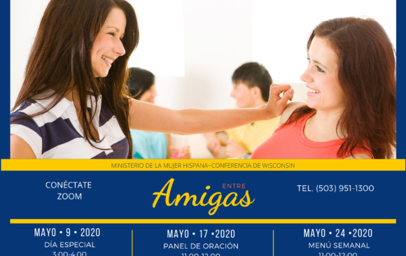 """Entre Amigas"" Ministerio de La Mujer Hispana/Hispanic Women's Ministry ""Between Friends"""