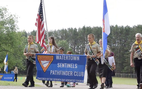 Watertown Sentinels Pathfinder Year in Review Video