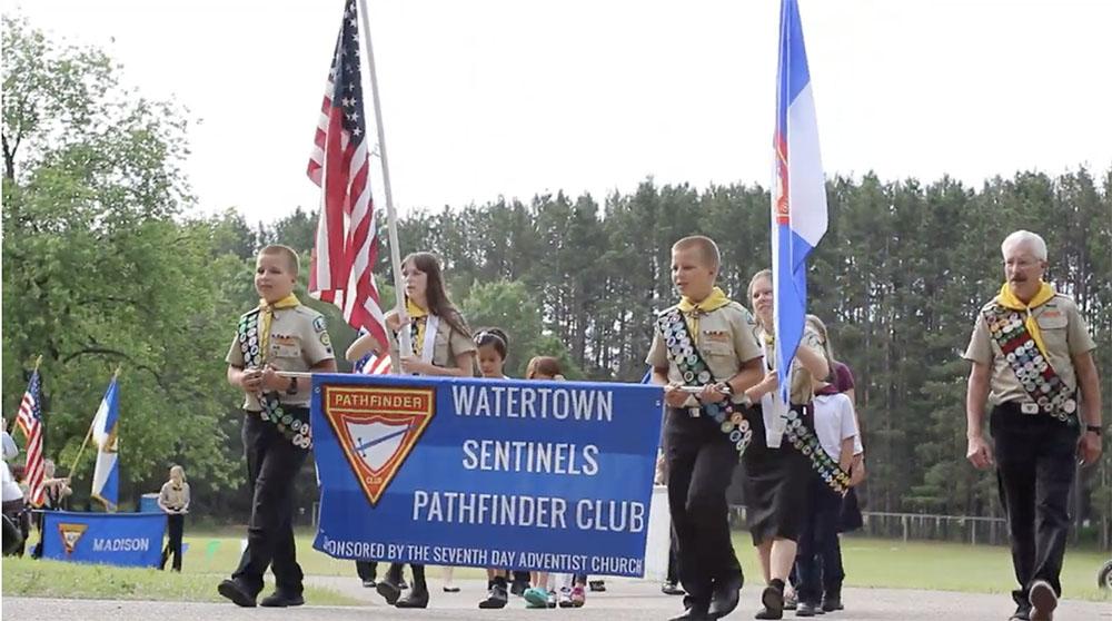 Watertown Sentinels Pathfinder Year in Review Video