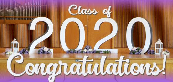 Wisconsin Academy Senior Recognition Vespers & Sabbath Baccalaureate Service Online