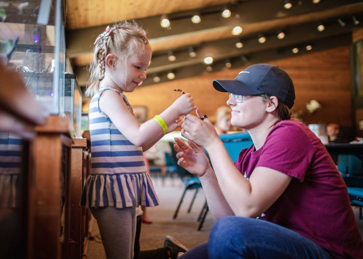 Camp Wakonda: Letting Go of Fear