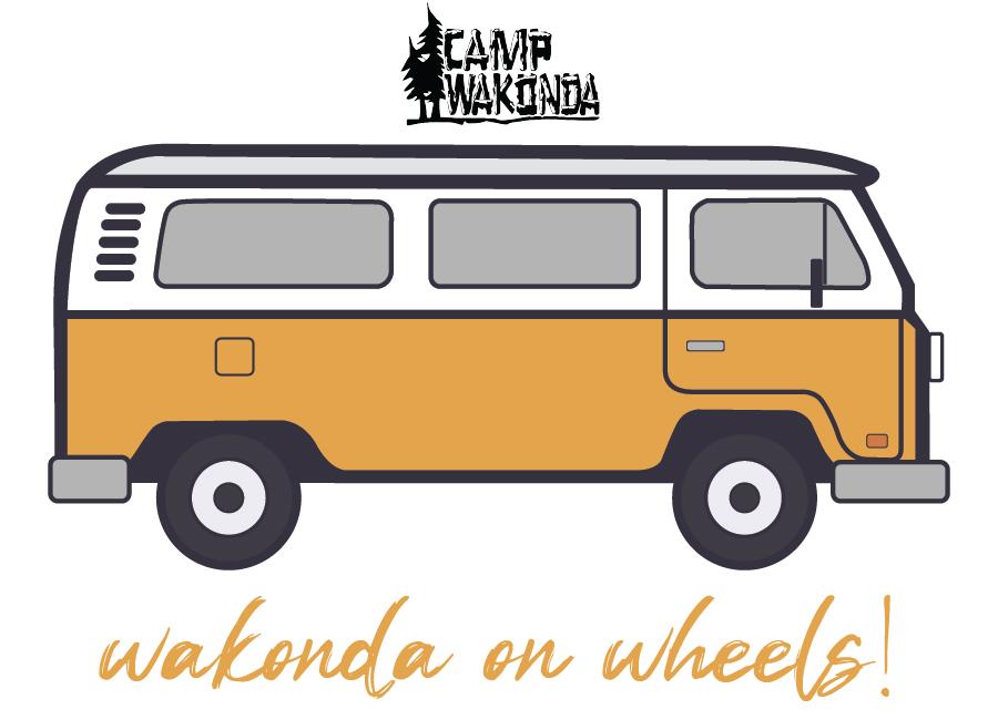 Wakonda on Wheels! Coming to a Church Near You