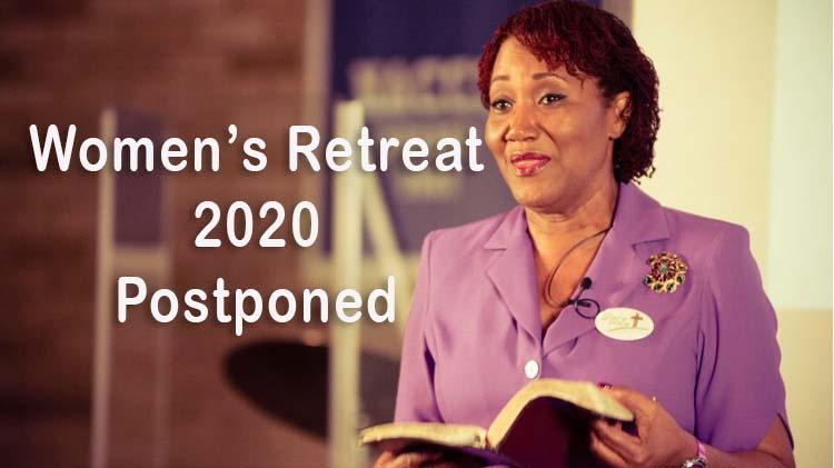 Women's Retreat for September Postponed: Speaker Dr. Hyveth Williams Rescheduled for 2022
