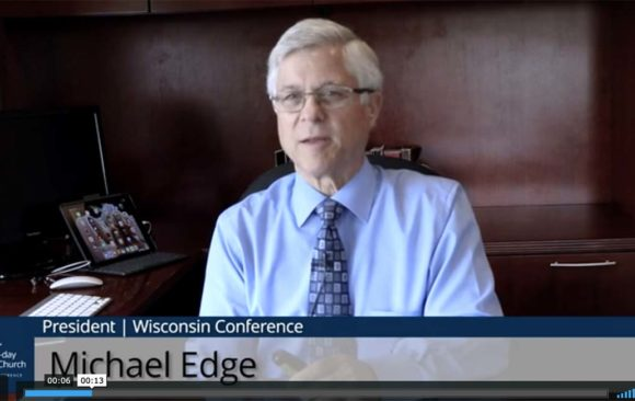 Conference President Shares Video Message Confirming Our Prayer Support for the People of Kenosha Wisconsin