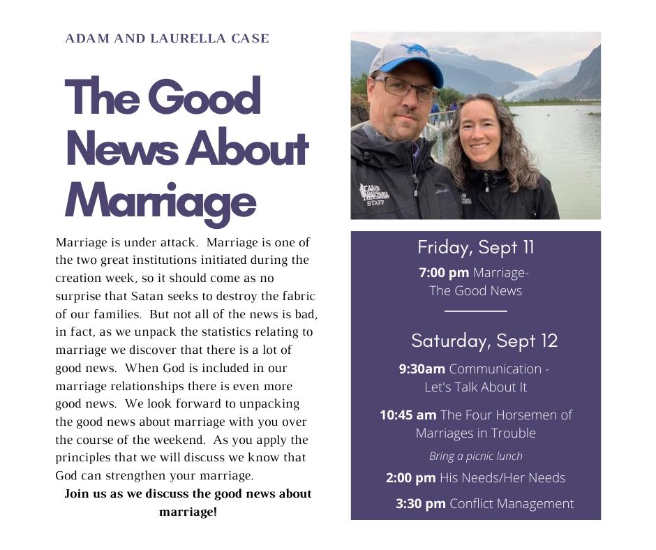 Green Bay Church to Host Marriage Seminar