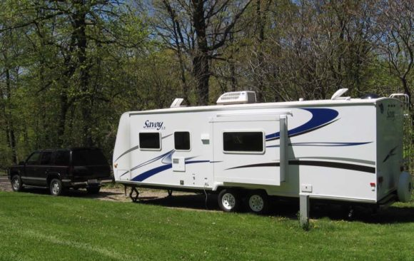 RV Sites Available During Wisconsin Academy Alumni Weekend