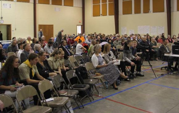 Wisconsin Northern District Meeting September 26, 2020