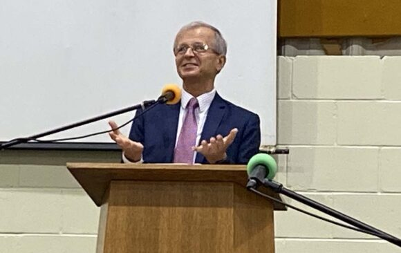 Northern District Enjoyed Guest Speaker Dr. Jiri Moskala