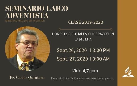 SEMINARIO ADVENTISTA LAICO/CLASE
