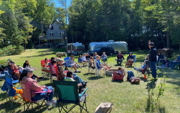 Youth Department Update and Pathfinder Camporee Report