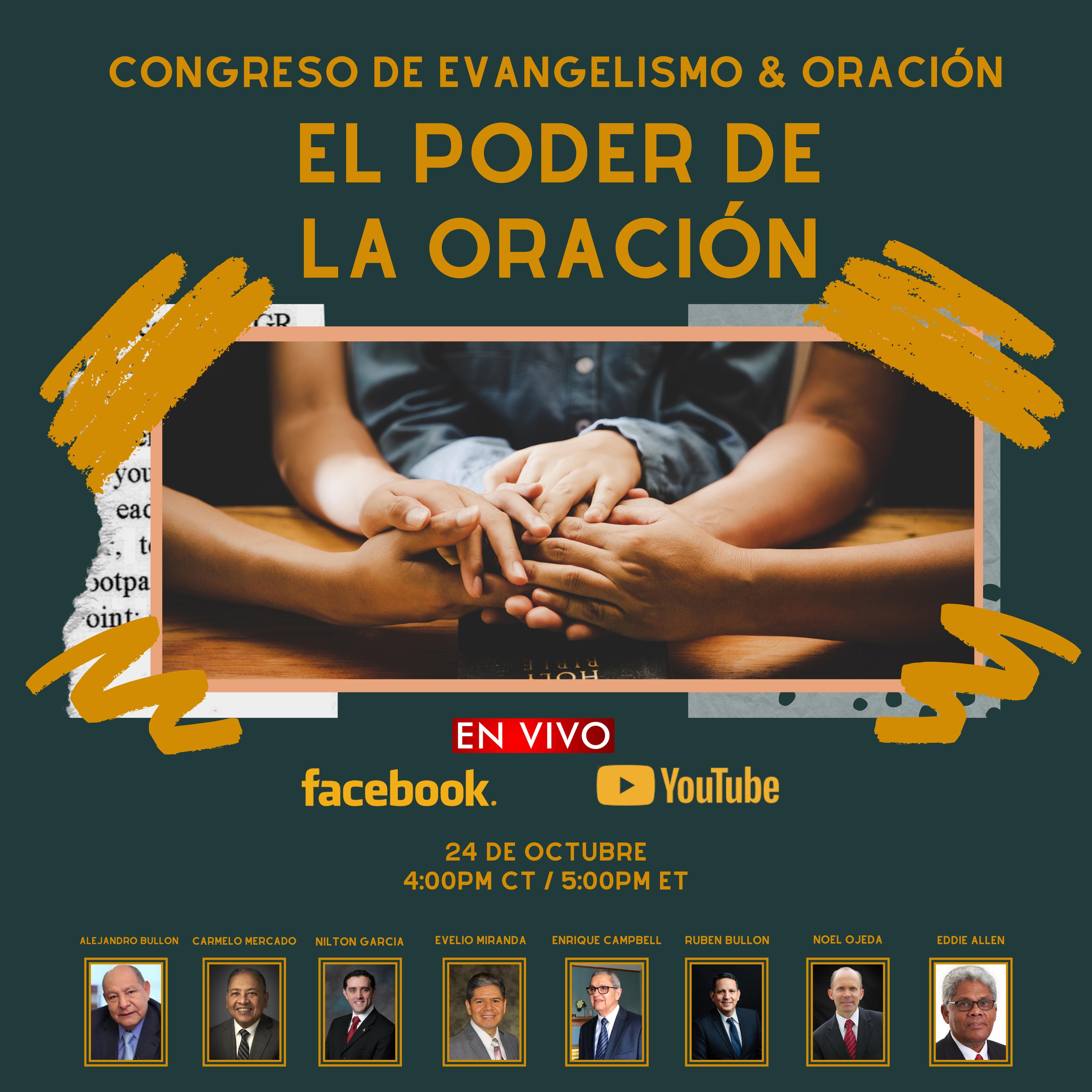 Congreso de Evangelismo & Oración