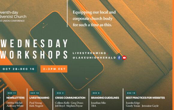 Wednesday Workshops for Lake Union Communicators