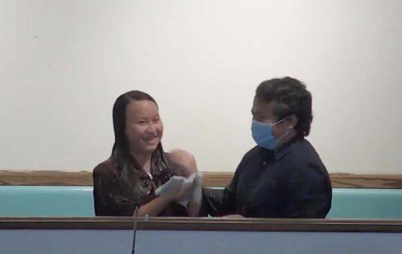 Madison Community Celebrates Five Baptisms