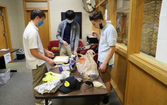 Wisconsin Academy Students Create Sanctuary Models