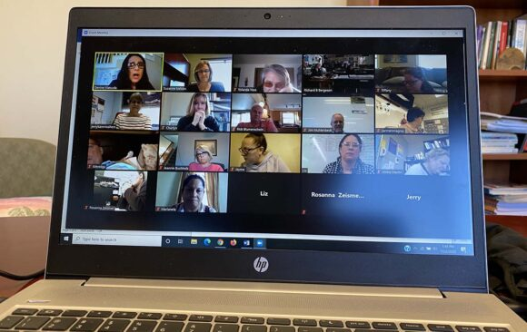 Wisconsin Elementary Teachers Improve Professional Math Skills Through Zoom