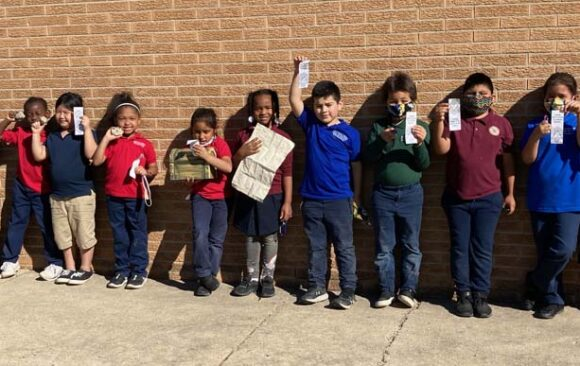 Milwaukee North Elementary Enjoys Fall Learning Activities