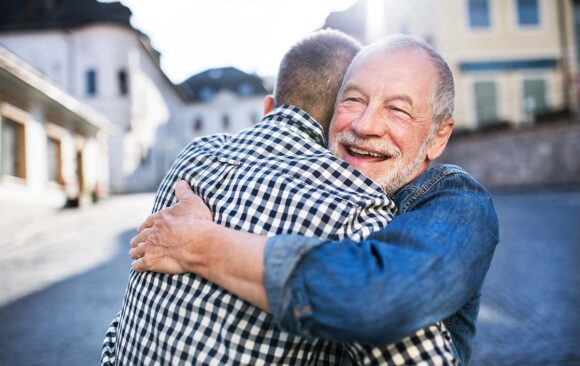 President's Perspective: Experience the Father's Embrace