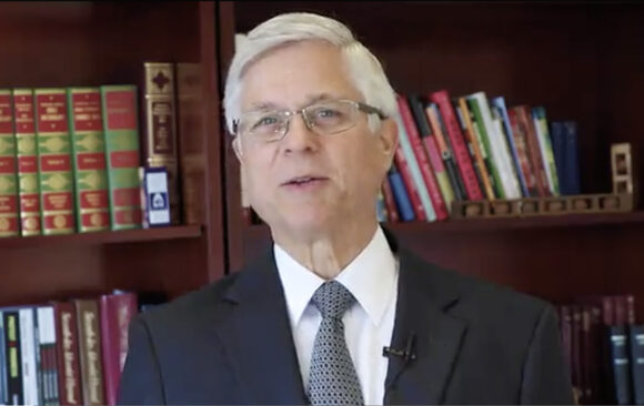 Video: Farewell Message From Elder Mike Edge