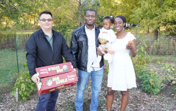 Madison East Church Begins Healthy Food Ministry for Pregnant and Breastfeeding Moms