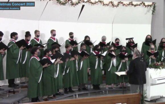 Wisconsin Academy Christmas Concert 2020