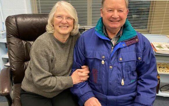 Alma Stauffer Returns as Interim Teacher at Green Bay Adventist Junior Academy