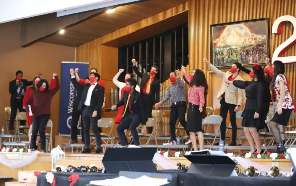 Senior Dedication at Wisconsin Academy