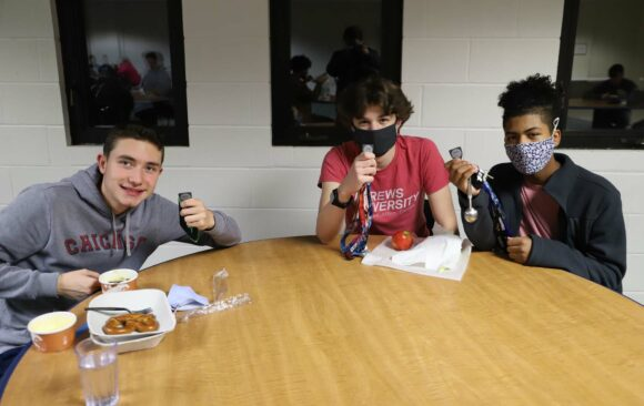 Wisconsin Academy Adds New Keyless Entry System