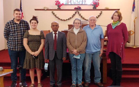 Janesville District Welcomes Five New Members to their Adventist Church Family