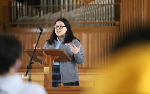Student Week of Prayer at Wisconsin Academy