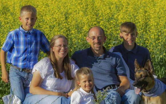 Scott Manly New Pastor for Rice Lake District