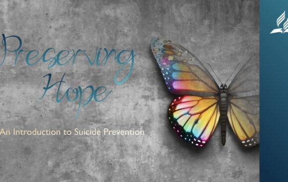 FREE Webinar on Suicide Prevention – February 4: NAD Health Ministries