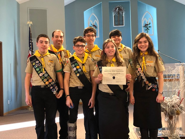 Two Wisconsin Pathfinder Clubs Continue to Union Level Pathfinder Bible Achievement