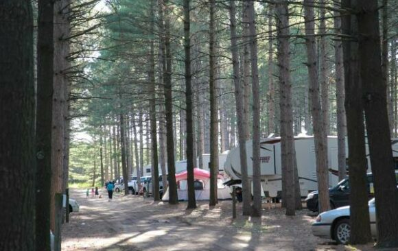 Camp Life Camp Meeting Reservations on Hold Through April