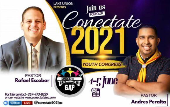 CONGRESO DE JÓVENES CONÉCTATE 2021/CONECTATE YOUTH CONGRESS